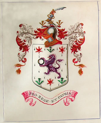 Sterry Coat of Arms
